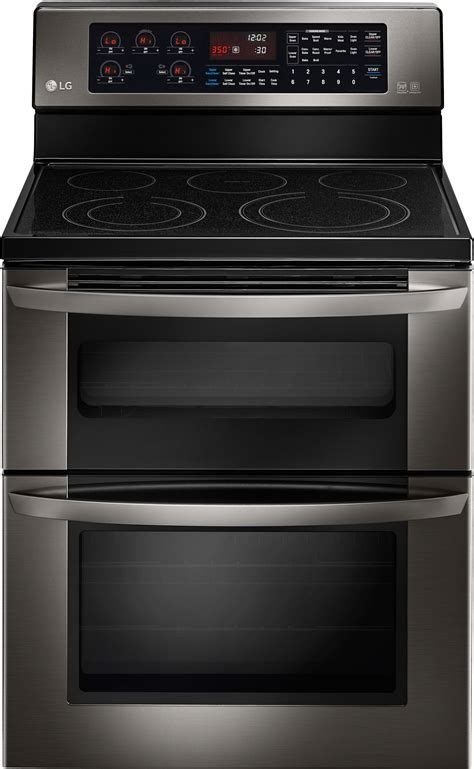 LG LDE3037BD 30 Inch Freestanding Electric Double Oven