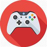 Gamepad Controller Icon Xbox Joystick Gaming Transparent