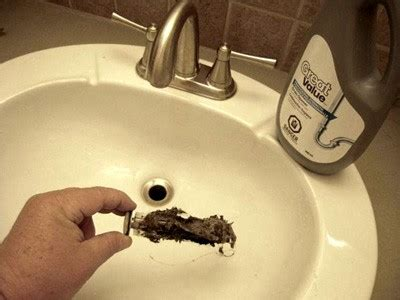 clogged bathroom sinks about the house castanet net