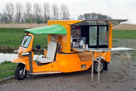 tuk tuk cuisine tuk tuk factory launches a 100 electric vending the