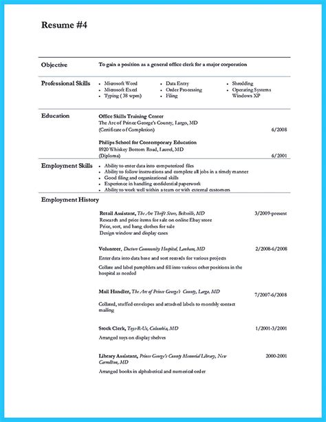 Resume Data Entry by Data Entry Resume Sles To Get Hired