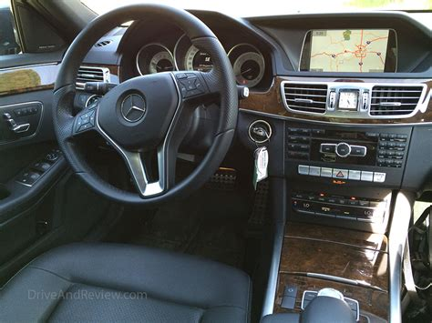 2015 E Class Review by 2015 Mercedes E350 Review Driveandreview