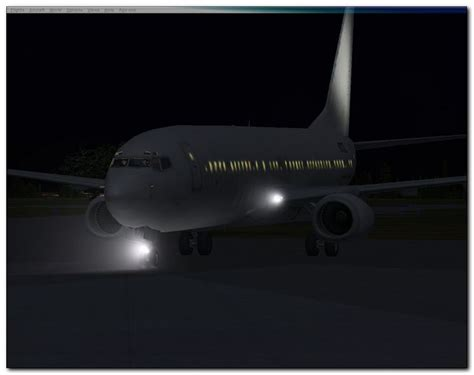 Taxi Lights Tutorial For Fsx