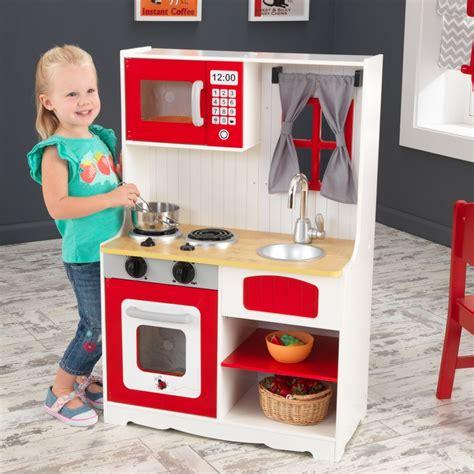 jouets cuisine en bois cuisine pour enfant en bois coccinelle rêves