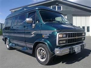 1990 Chevrolet Chevy Van - Overview