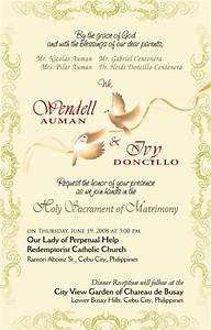 invitation card designs wendell ivy wedding With wedding invitation templates doves
