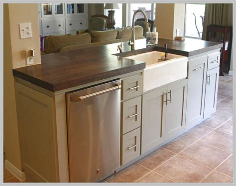 kitchen island with sink and dishwasher image result for kitchen islands 6 and 32 inches