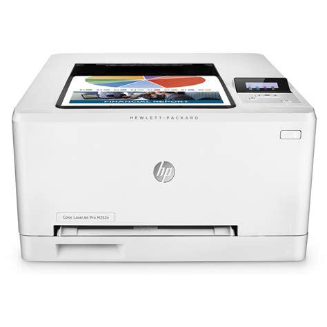 color laser hp color laserjet pro m252n a4 colour laser printer b4a21a