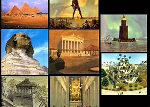 The 7 Wonders of the Ancient World - 7 Wonders of The World