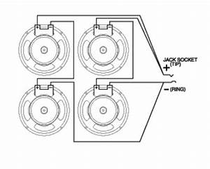 speaker wiring configurations With speaker cab wiring