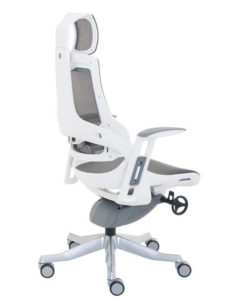 fauteuil ergonomique bureau fauteuil ergonomique basculant tout filet et réglable gap