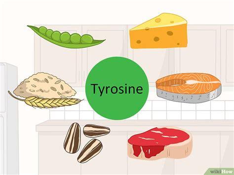 alimenti ricchi di tirosina 3 modi per incrementare la dopamina wikihow
