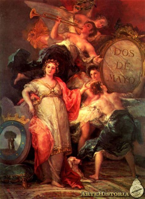 alegoria de la villa de madrid artehistoriacom