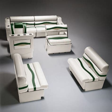 Green Pontoon Boat Seats by Pontoon Boat Seats Pg1573 Pontoonstuff