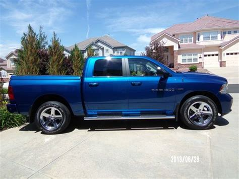 Purchase Used ***mint*** 2011 Dodge Ram 1500 5.7l Hemi 4x4