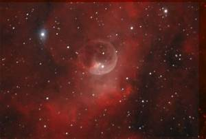 Ngc 7635 The Bubble Nebula
