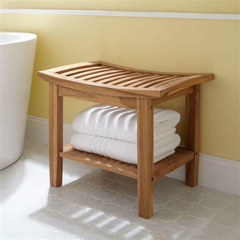 bathroom bench ideas elok teak shower seat shower seats bathroom