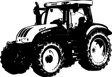 wandtattoos wandaufkleber aufkleber traktor steyr mt