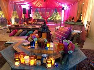 : Moroccan Party