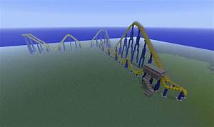 My Rollercoasters Minecraft Project