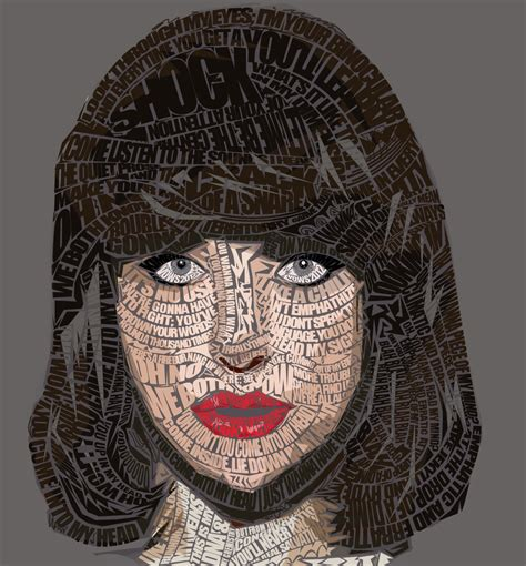 1000 images about typographic portraits on pinterest typography creative typography and portrait