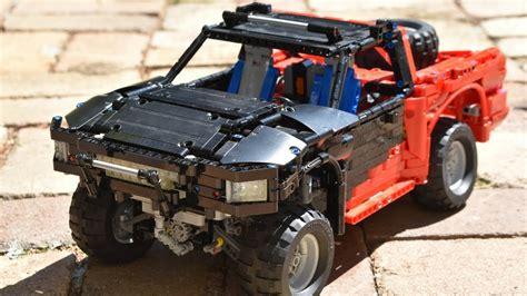 Lego Baja Truck by Lego Baja Trophy Truck With Gearbox Hd