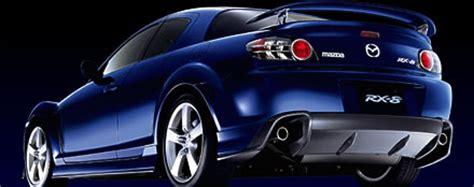 Mazdaspeed Rx8 Performance Parts