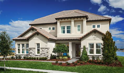summerlake new homes in winter garden fl by k hovnanian