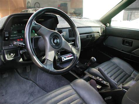 85 Toyotum Interior by Bob Sully S 1985 Mkii Supra Page