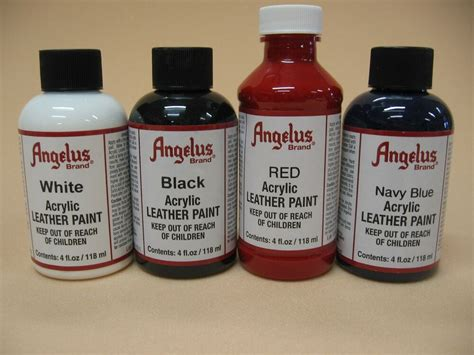 Angelus Acrylic Leather Paint /dye