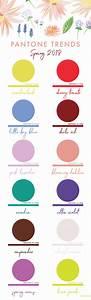 Spring 2018 Pantone Colors Chart – Erika Firm