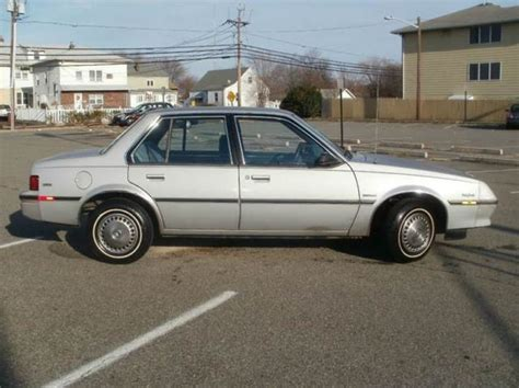 motor repair manual 1986 buick skyhawk interior lighting 1986 buick skyhawk custom 4cyl lik chevy cavalier z24 skylark sunbird no reserve for sale