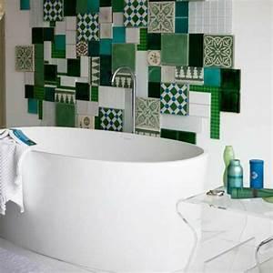 Deko Bad Grün : 40 badezimmer fliesen ideen badezimmer deko und badm bel ~ Sanjose-hotels-ca.com Haus und Dekorationen