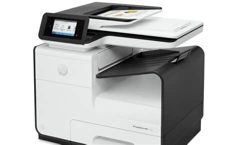 Hp pagewide pro 477dw col. HP Pagewide Pro 477DW Treiber Drucker und Software Download