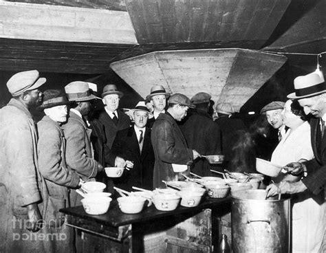 soup kitchen  great depression