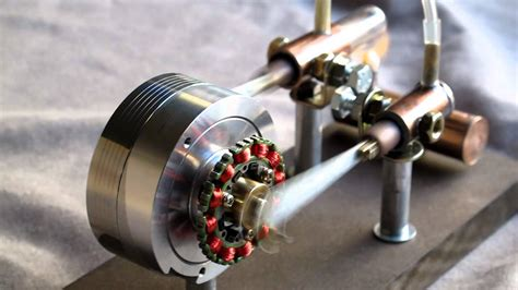 Stirling Engine Type Alpha
