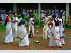 Thiruvathira; The Most Colourful, Ritualistic and