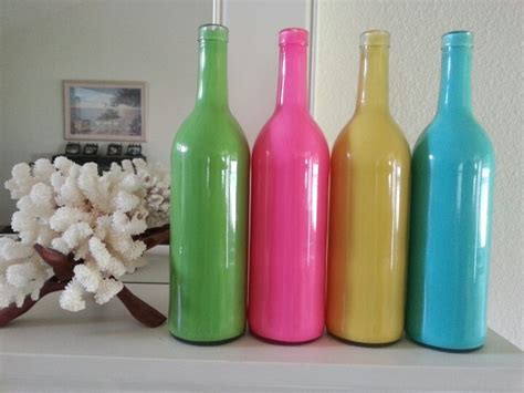 colored wine bottles 17 best images about colorful wine bottles on