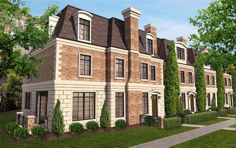 big reveal uniland proposes townhouses  gates site