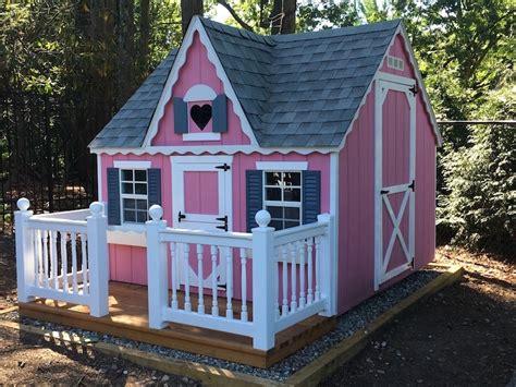 playhouses amish mike amish sheds amish barns sheds