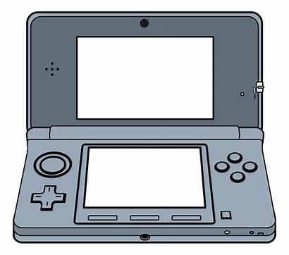 Clipart Gaming Console Drawing Controller Games System