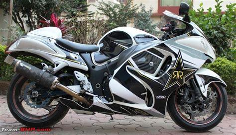 Bangalore -> Hyderabad On A Suzuki Hayabusa!