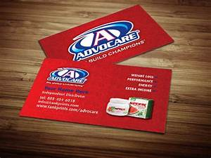 Advocare business card templates by tankprints on deviantart for Advocare business card template