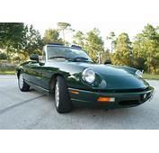 1993 Alfa Romeo Spider Veloce  Classic Italian Cars For Sale