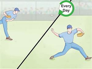 How To Throw A 12 6 Curveball 12 Steps With Pictures