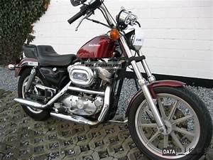 1988 Harley Davidson Xl 883 Sportster 4