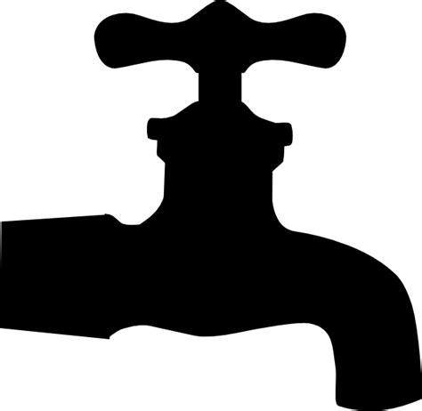 faucet clip art  clkercom vector clip art