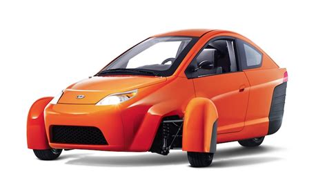 Car With 3 Wheels by Sleek 3 Wheeled Car To Get 84 Mpg And Sell For Just 6 800