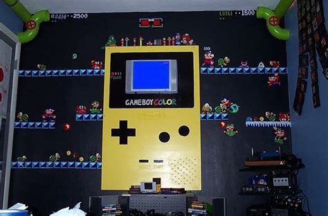 10 Reallife Video Game Room Decors That'll Amaze You