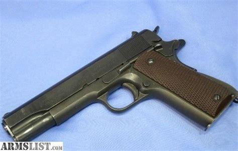 Armslist For Sale Ww2 Colt 1911a1 Us Army Shipped Dec